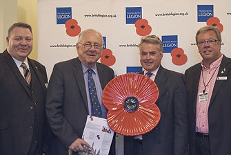 Peter Bottomley MP and Tim Loughton MP w