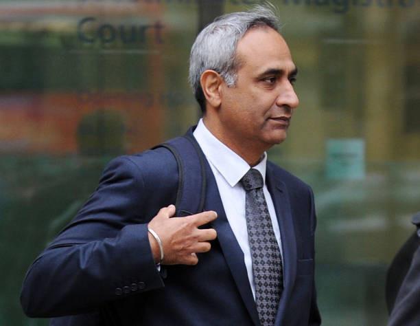 Gurpal Virdi leaving Court