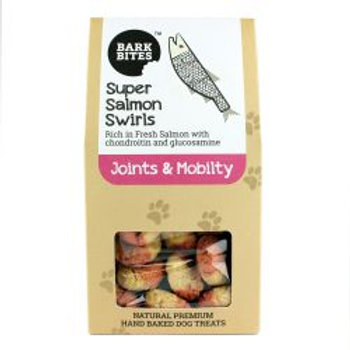 Bark Bites Super Salmon Swirls