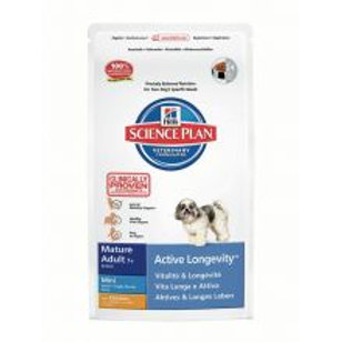 Hills Science Plan Canine Mature Adult 7+ Active Longevity Mini with Chicken