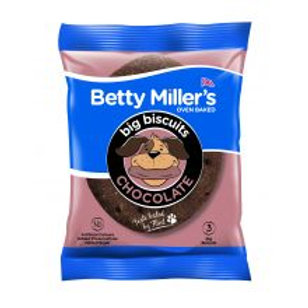 Betty Millers Chocolate Big Biscuits 3 Pack