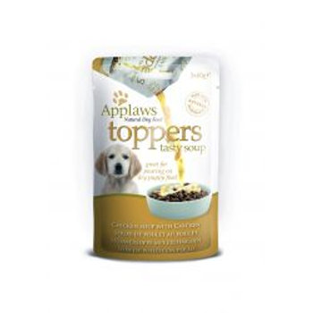 Applaws Dog Puppy Topper Chicken 3 pack