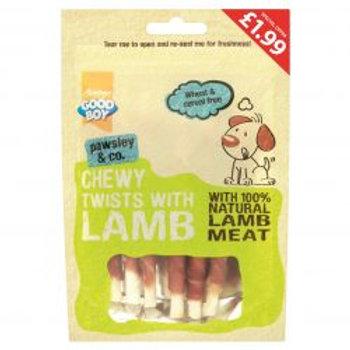 Good Boy Chewy Twist Lamb Pm£1.99