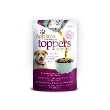 Applaws Dog Adult Topper Beef 3 pack