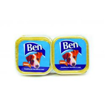 Ben Original Foils 4 Pack