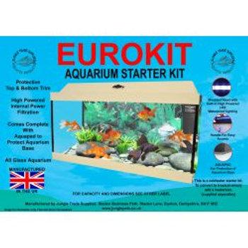 Jungle Trade Supplies Aquarium Led Eurokit White