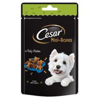 Cesar Treat Mini Beef & Chicken