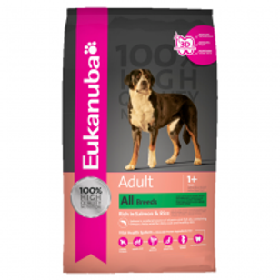 Eukanuba Adult All Breed Salmon
