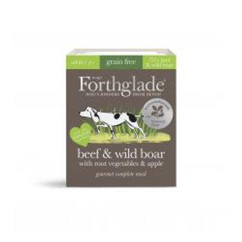 Forthglade Gourmet Beef & Wildboar