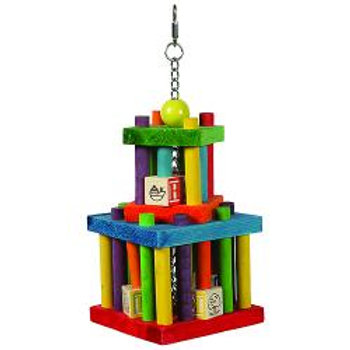 Happy Pet Building Block Maze Toy