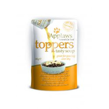 Applaws Cat Topper Chicken 3 pack