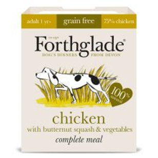 Forthglade Complete Grain free Adult Chicken & Veg