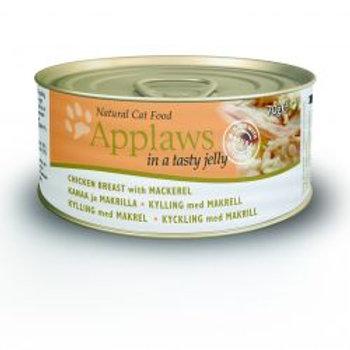 Applaws Cat Tin Chicken & Mackerel