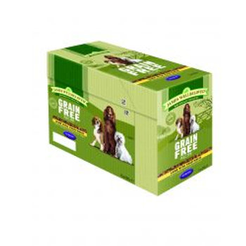 James Wellbeloved Dog Senior Grain Free Lamb 12 Pack