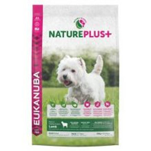 Eukanuba Nature Plus+ Adult Small Breed Rich in freshly frozen Lamb