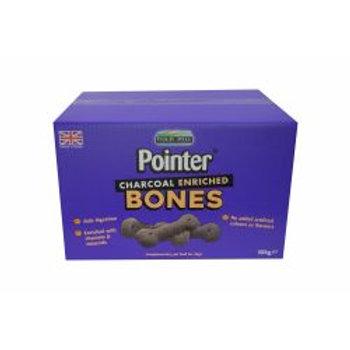 Chewdles Charcoal Bones