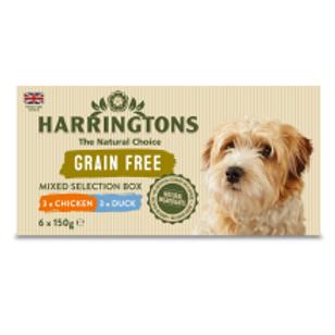 Harringtons Mixed 6 Pack Grain Free
