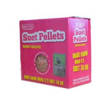Suet To Go Berry 3kg Suet Pellets