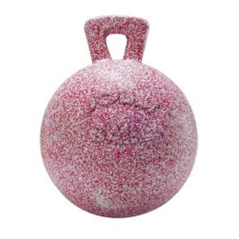 Jolly Ball - Peppermint Scented Red/White