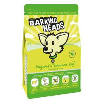 Barking Heads Tiny Paws Bad Hair