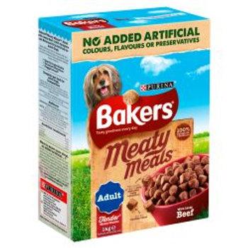 Bakers Meaty Meals Beef