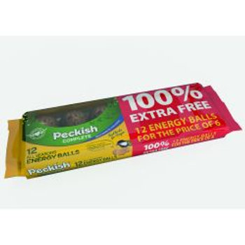 Peckish Energy Balls