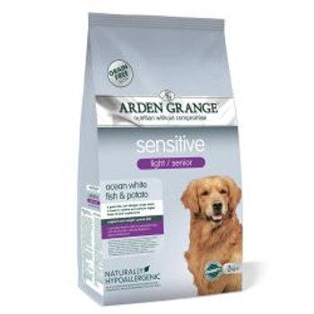 Arden Grange Dog Light / Senior Sensitive