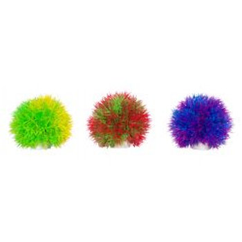 Fish 'R' Fun Plant & Base Assorted Colours