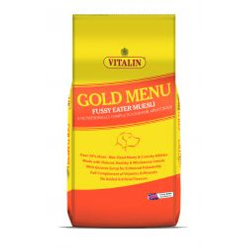 Vitalin Gold Menu - Fussy Eater Diet