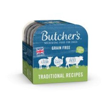Butchers Traditional Recipe 4 Pack