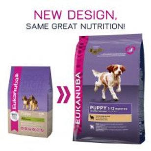 Eukanuba Dog Puppy Lamb & Rice All Breeds