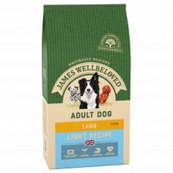 James Wellbeloved Dog Adult Light Lamb & Rice