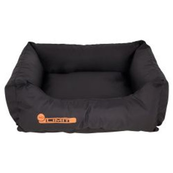 Teflon Rectangle Bed Black 70cm