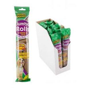Munch & Crunch Jumbo Rolls with Lamb