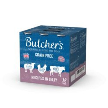 Butchers Meaty Recipe 18 Pack