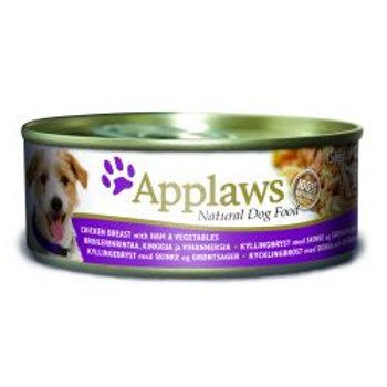 Applaws Dog Chicken & Ham