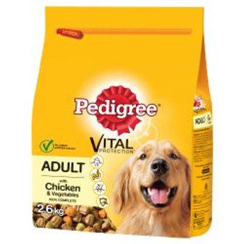 Pedigree Complete Adult Chicken & Veg