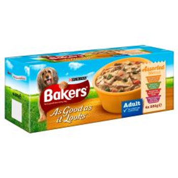 Bakers As Good As It Looks Country 4 Pack