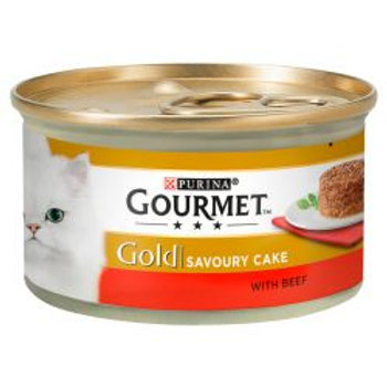 Gourmet Gold Savoury Cake Beef