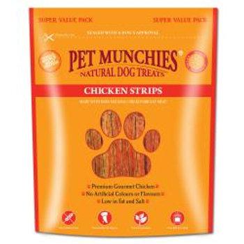 Pet Munchies Chicken Strips Super Value Pack