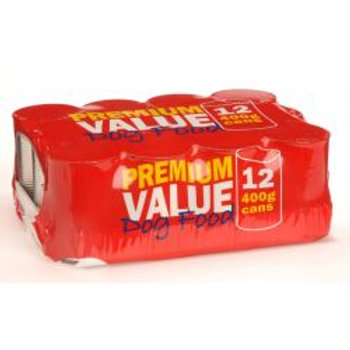 Premium Value Dog 12 Pack