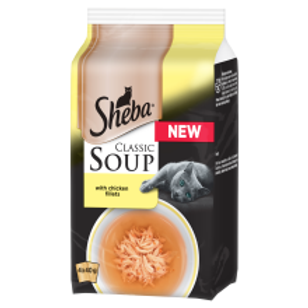Sheba Soup Chicken Fillets 4 Pack