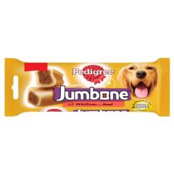 Pedigree Jumbone Beef 2pcs £1.75