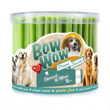 Bow Wow Dental Bone Mint & Spinach
