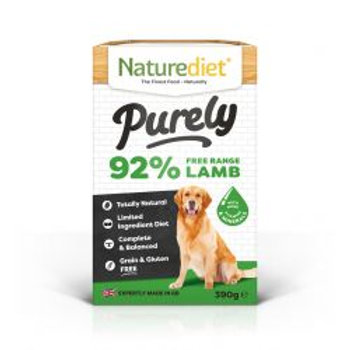 Naturediet Purely Lamb
