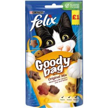 Felix Goodybag Original £1