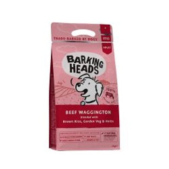 Barking Heads Beef Waggington NEW!