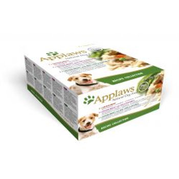 Applaws Dog Multi 8 Pack