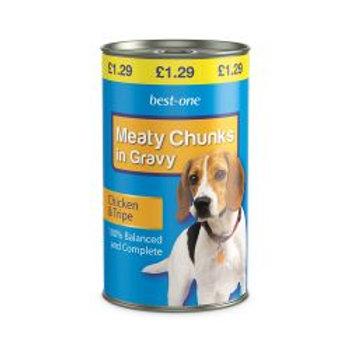 Best-one Dog Chicken & Tripe £1.29