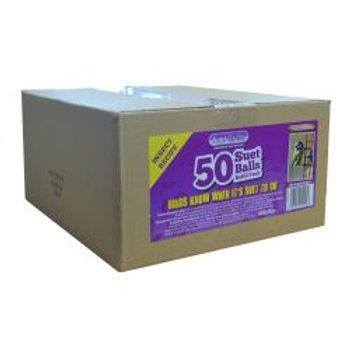 Suet To Go 50 Suet Ball Refill Box
